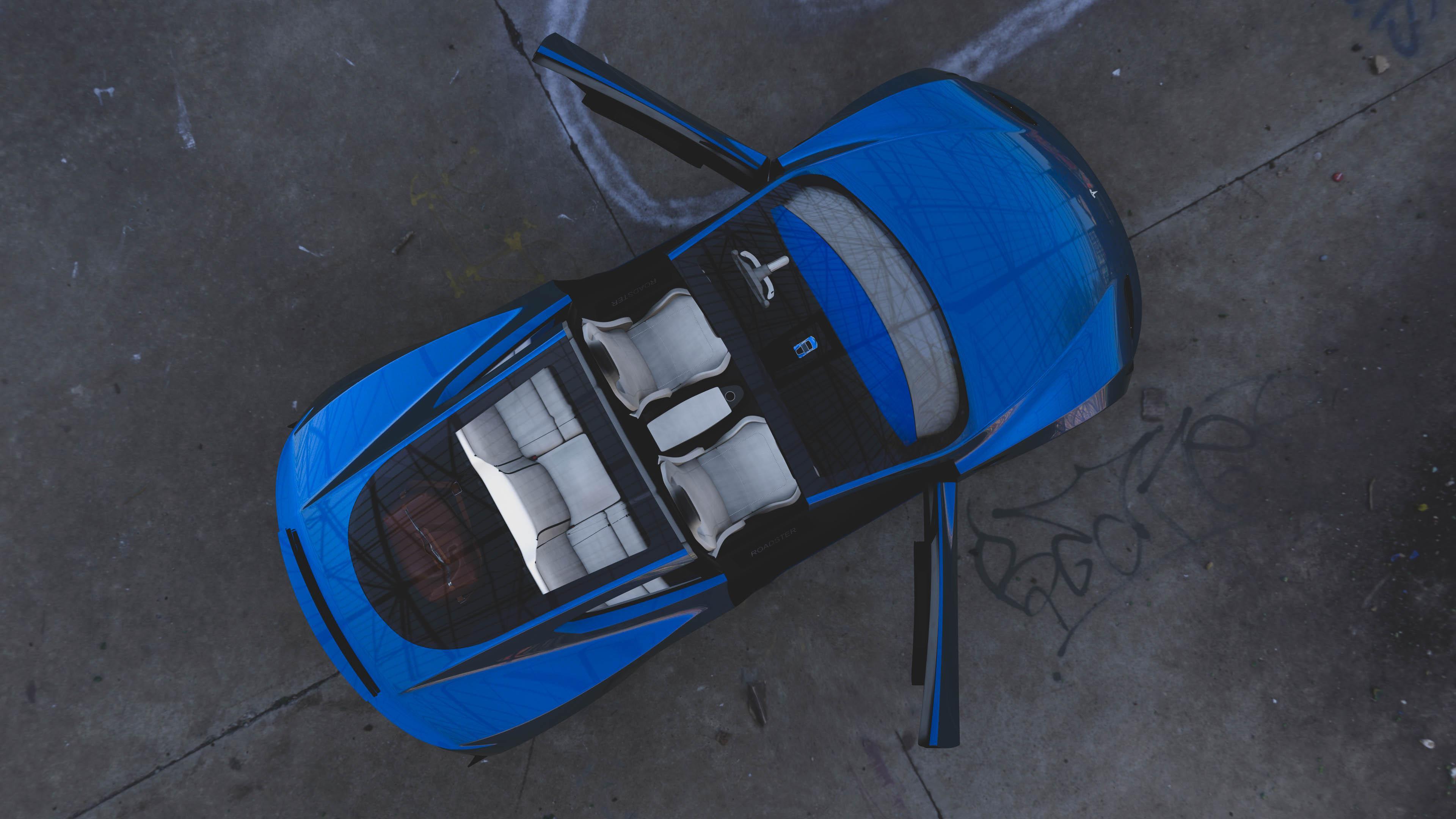 Tesla render 1